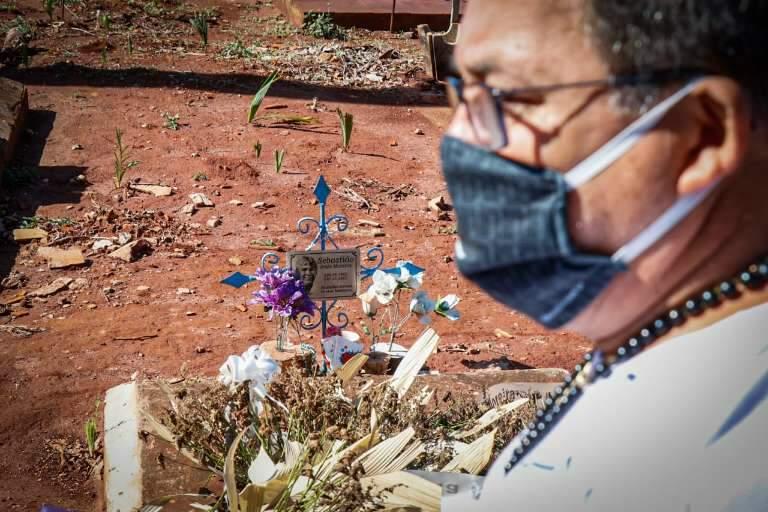 Um ano da chegada da pandemia ao Brasil coincide com novo pico de mortes em MS