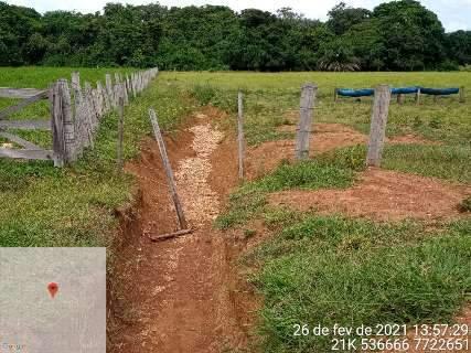 Produtor rural é multado em R$ 5,5 mil por construir dreno para ligar açude