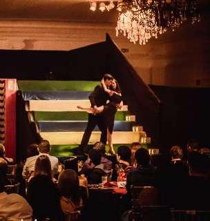 Dançarinos retomam espetáculo de samba e tango em março