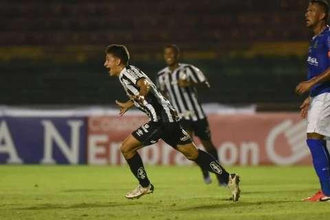 Santos se apresenta bem e arrancam empate por 2 a 2 com o Santo André