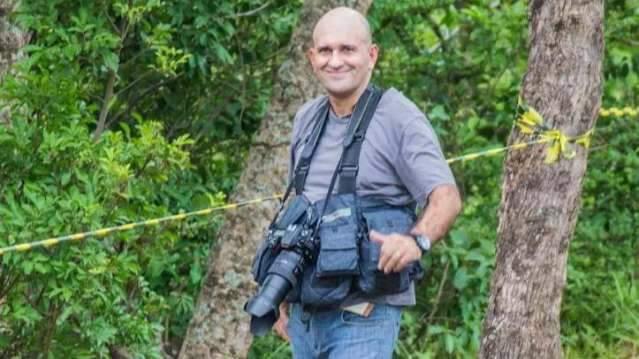 Repórter fotográfico Valdenir Rezende morre de covid aos 55 anos