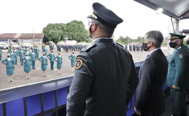 Antes de cerimônia de formatura, cadete da PM é preso por briga com colega