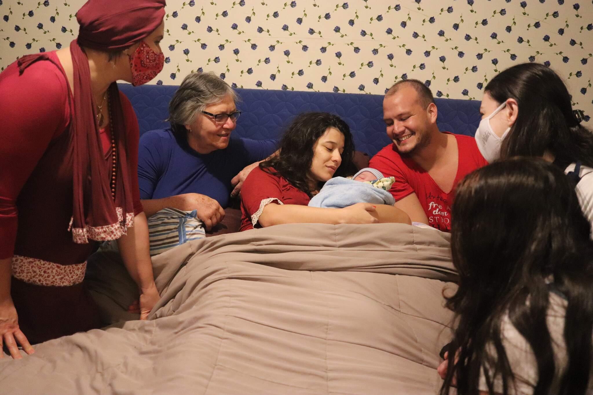 A linha tradicional busca a reconexão do parto (Foto: Laís Camargo)