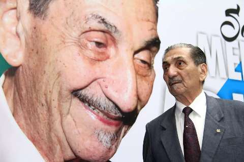 Aos 91 anos, Adib Massad morre na Capital