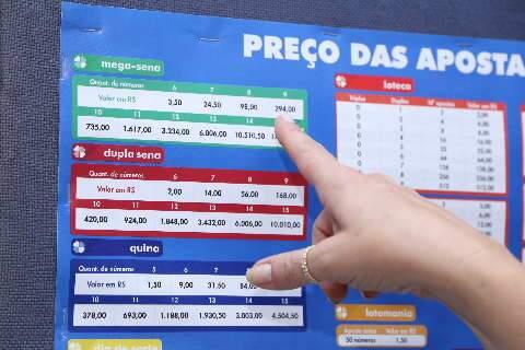 Mega-Sena de R$ 2,5 milhões acaba de ser sorteada, confira as dezenas