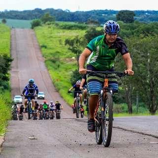 Ciclista amputado, Gilvan já pedalou mais de 1700 km só em 2021