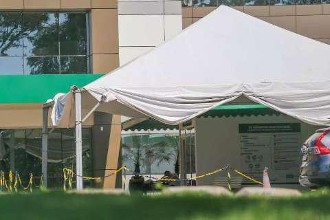 Em 1 mês, ocupação de leitos de UTI dobra em hospitais particulares da Capital