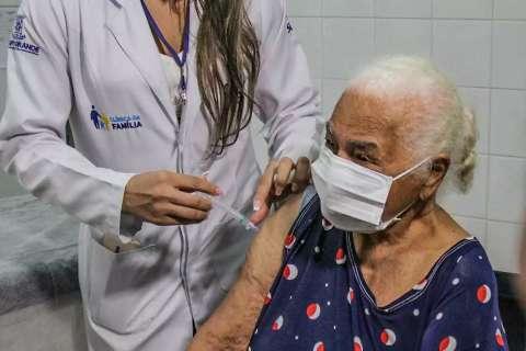MS perde posição, mas ainda está entre os 5 estados que mais vacinam no País