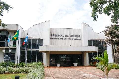 Tribunal de Justiça vai gastar R$ 328 mil em obra na ala da presidência