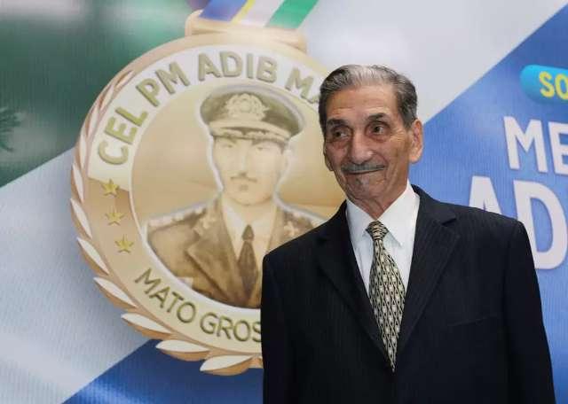 """Adib Massad se tornou lenda na fronteira"", lembra ministro da Justiça"