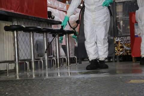 Lei criada há 8 anos na Capital será divulgada a estados no combate a pandemia