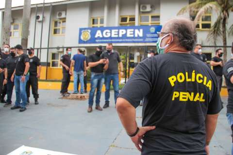 Decreto obriga agentes a escoltar presos em hospitais e vigiar presídios