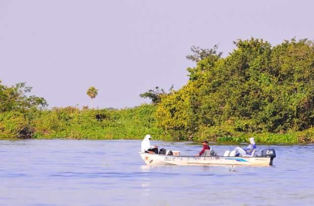 Principal recurso do Pantanal, água é chamada ao ecoturismo