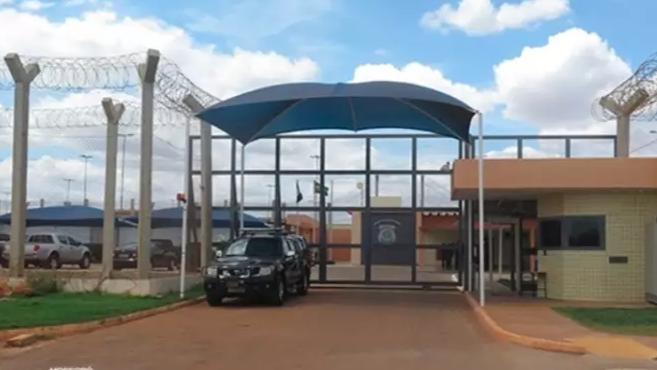 O presídio federal de Mossoró, onde aconteceu a troca de bilhetes de forma irregular. (Foto: Mossoró Hoje)