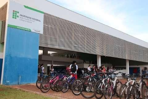 IFMS está com mil vagas de graduação pelo Sisu para ingresso no 2º semestre