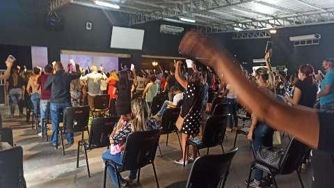 Igreja volta a lotar em dia de culto na Vila Bandeirantes