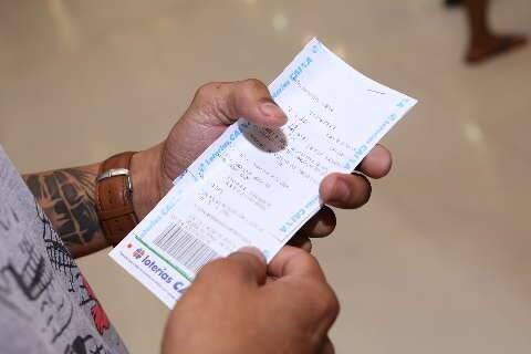 Mega-Sena de R$ 22 milhões acaba de ser sorteada, confira quais foram as dezenas