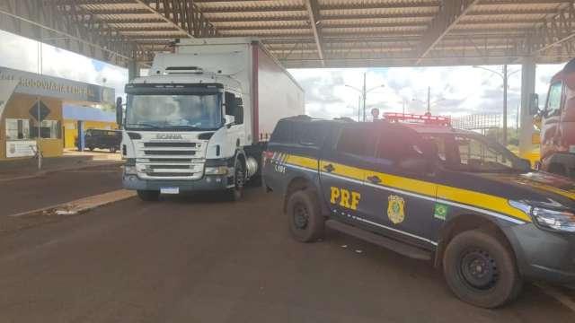 Polícia procura motorista refém em SP após apreensão de 2ª carreta roubada