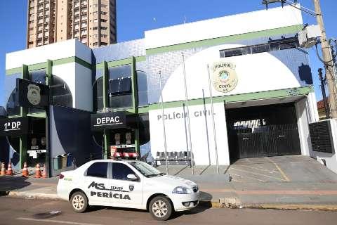 Com carro do Governo, ladrão rende casal em assalto na Afonso Pena