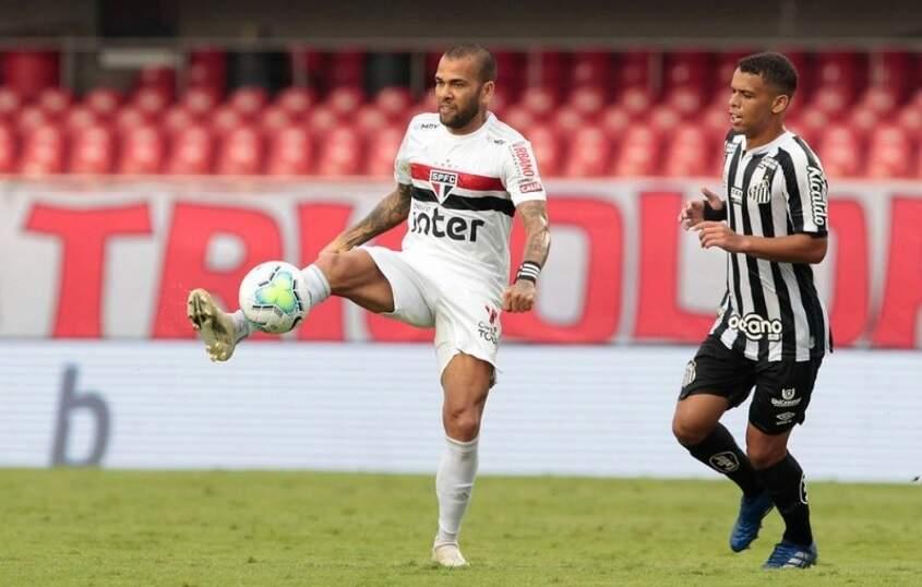 São Paulo e Santos fazem duelo pelo Paulistão nesse sábado à noite (Foto: Divulgação)