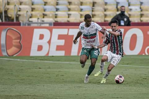 Portuguesa-RJ frustra volta de Ganso ao Fluminense com vitória de 3 a 0