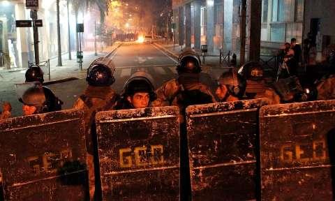 Após onda de protestos, governo paraguaio troca ministros