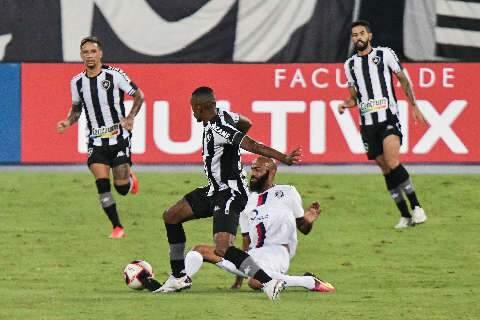 Com Matheus Babi inspirado, Botafogo goleia Resende e vence a 1ª no Carioca