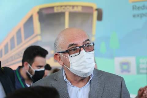 Em MS, ministro da Educação entrega ônibus e defende 'conservadorismo'