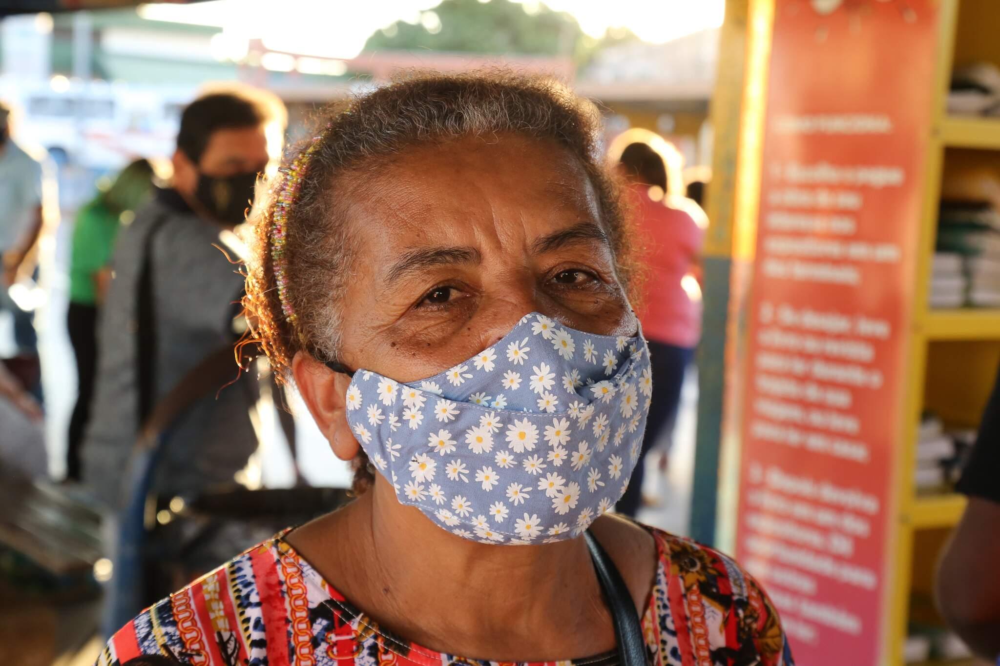 Auxiliar de serviços gerais afirma que o silêncio diante de um assédio precisa ser quebrado (Foto: Kisie Ainoã)