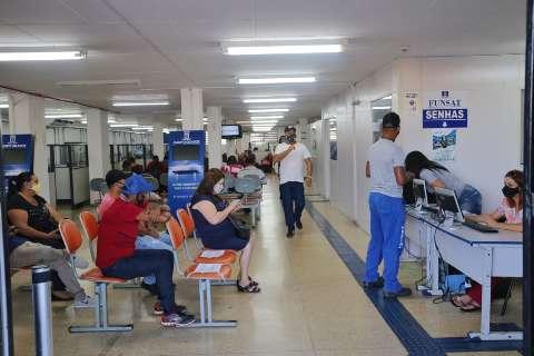 Campo Grande tem 392 vagas disponíveis pela Funsat nesta segunda