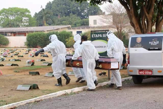 Dor da pandemia domina moções de pesar na Assembleia