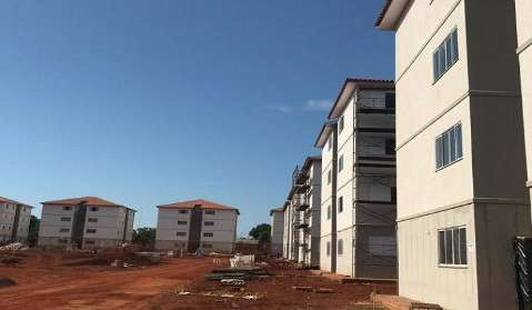 Sorteados para apartamentos no Jd. Canguru devem apresentar documentos em abril
