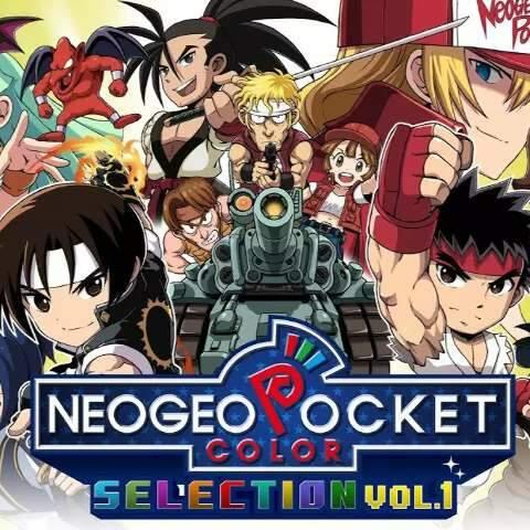 Coleção definitiva de NeoGeo Pocket chega ao Nintendo Switch