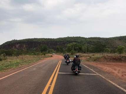 De moto pelas estradas e belezas naturais de Mato Grosso do Sul