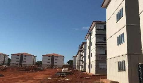 Governo sorteia 150 apartamentos do Jardim Canguru nesta terça-feira