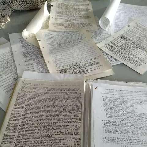 Durante anos, Ide escreveu cartas para reunir toda a família Kintschner