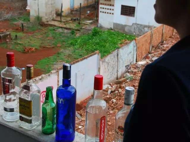 Durante a pandemia, você aumentou o consumo de bebida alcoólica?