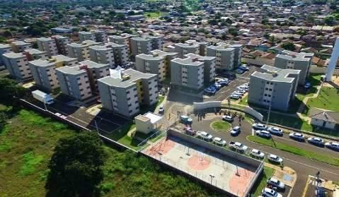 Sorteados para apartamentos no Canguru devem agendar entrega de documentos