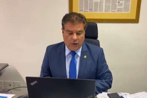Nelsinho sugere à Saúde que jornalistas sejam vacinados contra a covid-19
