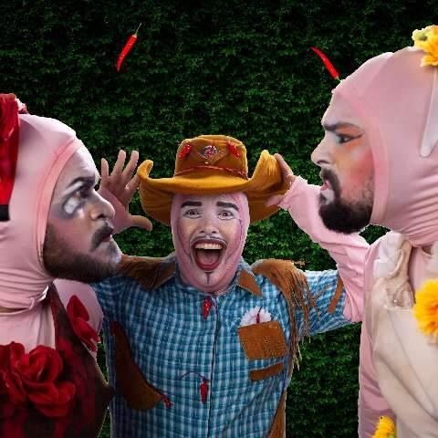 De forma sincera e bem humorada, grupo reestreia peça sobre HIV/Aids