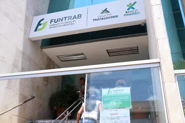 Funtrab encerra a semana com 161 vagas de emprego na Capital
