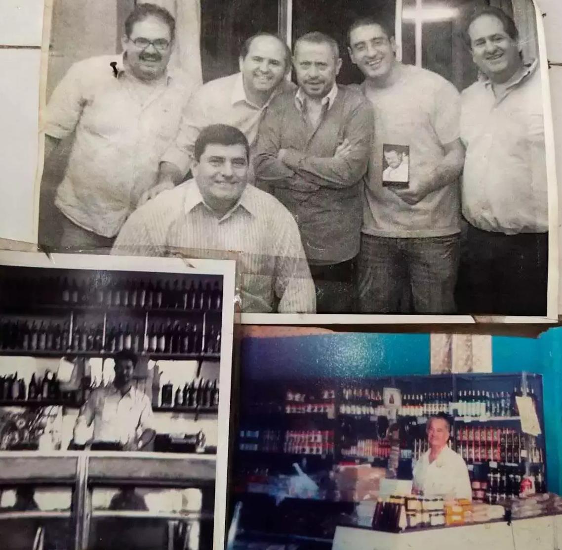 Michel Ibrahim era o comerciante nato de origem libanesa que trouxe a comida árabe aos campo-grandenses (Foto: Marcos Maluf)
