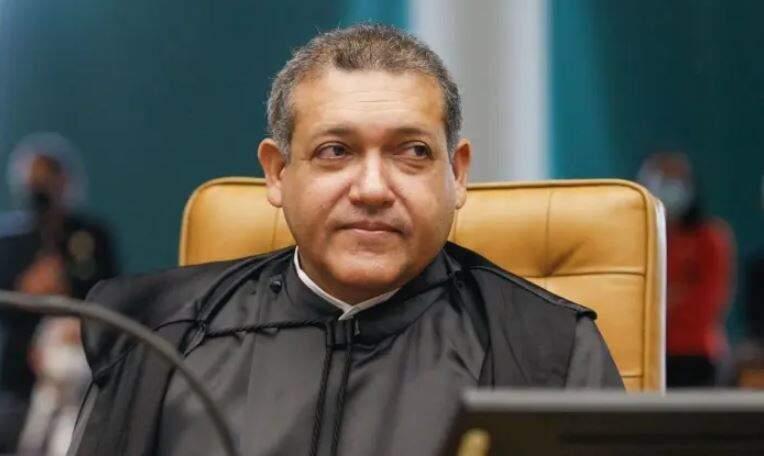 Kássio Nunes Marques foi um dos ministros a votar pela liberação dos cultos e missas. (Foto: Felipe Sampaio/SCO/STF)