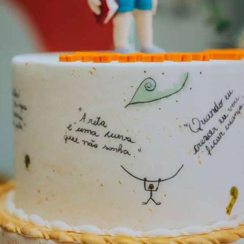 Manoel de Barros vira tema de festa para filho nunca esquecer a poesia
