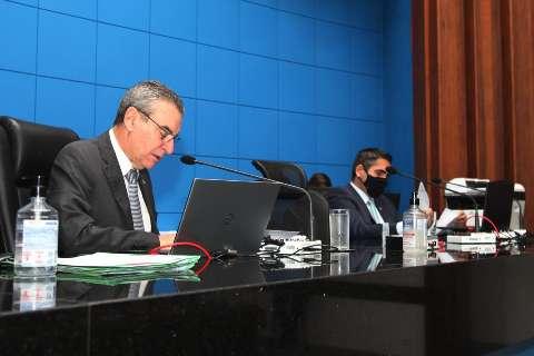 Governador encaminha projeto para Assembleia autorizar reforma administrativa