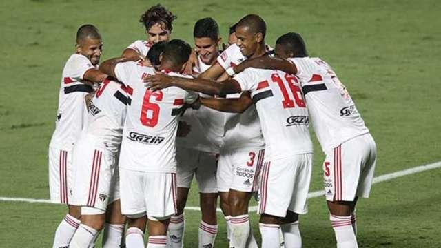São Paulo aproveita fragilidade do São Caetano e goleia por 5 a 1