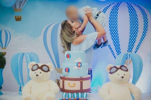 A dois meses do aniversário, acidente fez Jackeline deixar filho de 3 anos