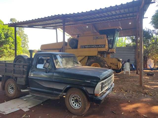 Chefe de furtos em fazendas planta 500 hectares de soja com dinheiro do crime