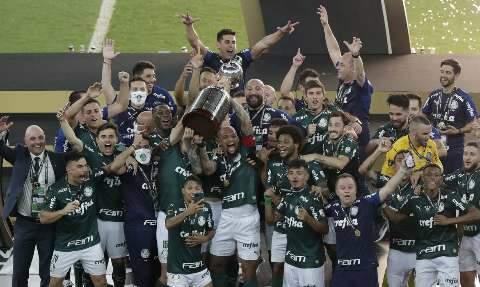 Atual campeão, Palmeiras estreia dia 21 de abril na Libertadores