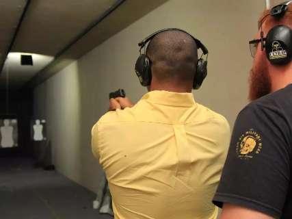 Mesmo com novas regras, revendedores não esperavam aumento na procura por armas
